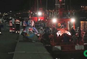 Erneut kam ein Boot mit 40 Flüchtlingen in die Gewässer von Gran Canaria