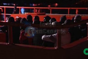 Wieder ein Boot mit 42 Flüchtlingen vor der Küste von Gran Canaria entdeckt