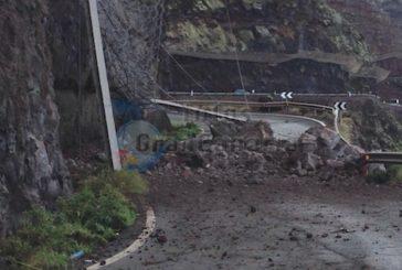 GC-200 zwischen El Risco und La Aldea permanent geschlossen