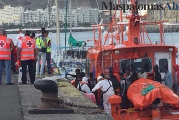 2 Flüchtlingsboote an einem Tag vor der Küste von Gran Canaria abgefangen