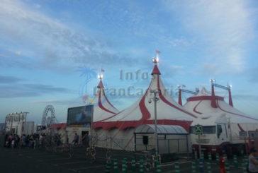 Zirkus Alegria On Ice ist zu Gast auf Gran Canaria