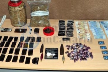 25-Jähriger Drogendealer in San Fernando verhaftet