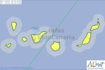 Erneut: Gelbe Wetterwarnung wegen Calima auf den Kanaren