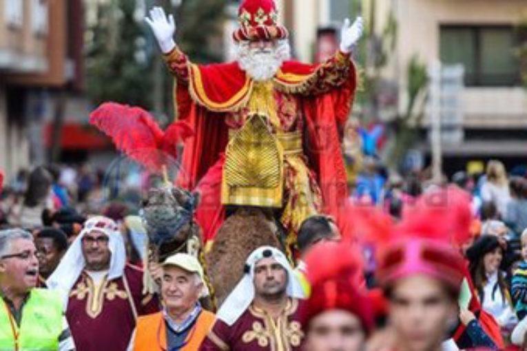 Heilige drei Könige - Parade