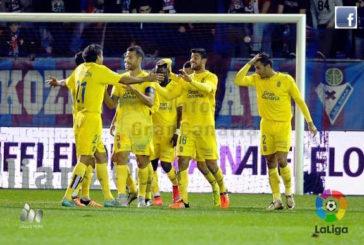 UD Las Palmas siegt bei SD Eibar und steht mit einem Bein im Viertelfinale