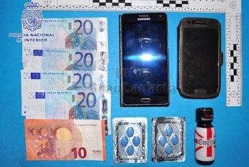 Dealer von Poppers und Viagra in Playa del Inglés festgenommen