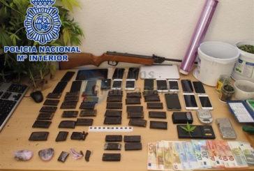 Vater-Sohn-Gespann wegen Drogenhandel in San Fernando verhaftet