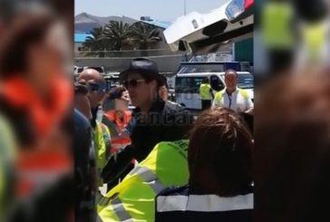 Filmteam für Allied inkl. Brad Pitt in Las Palmas eingetroffen
