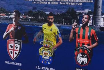 31. internationale Fußballturnier in Maspalomas findet im August statt