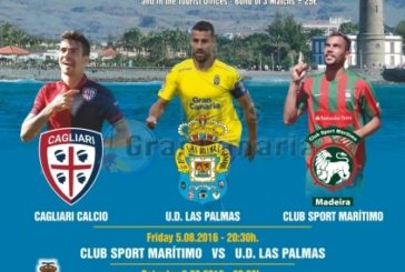 Ticketverkauf für das 31. internationale Fußballturnier Maspalomas beginnt