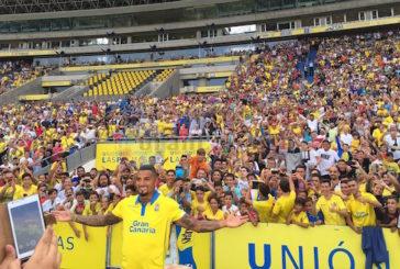 Kevin-Prince Boateng in Las Palmas vorgestellt