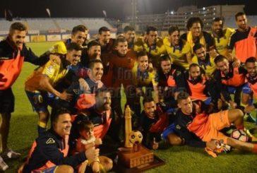 UD Las Palmas gewinnt das 31. internationale Fußballturnier von Maspalomas
