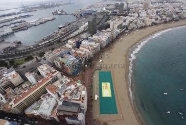 5 Guinness Welt Rekorde sollen am Playa de Las Canteras neu aufgestellt werden