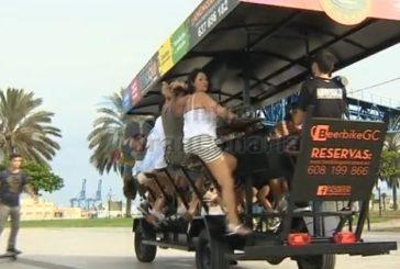 Das Bier Bike erreicht Las Palmas
