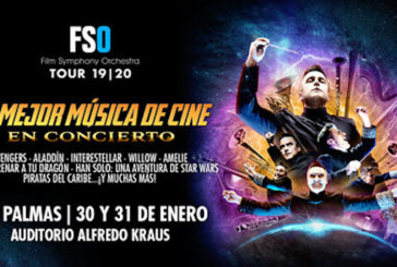 Film Symphony Orchestra Tour 2020
