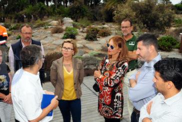 Cabildo und Gemeinde wollen den Parque Tony Gallardo in Maspalomas gemeinsam verwalten