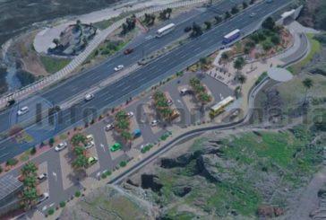 Umbau am Playa de La Laja kostet mehrere Millionen - Park, Parkplätze und Beleuchtung der Klippen kommen