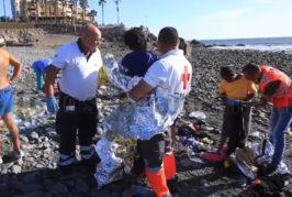 Seit 10 Jahren kamen nicht so viele Flüchtlingsboote auf den Kanaren an