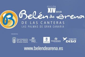 Sandkrippe Las Palmas am Las Canteras 2020/2021