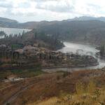 Umweltaktivisten fordern ein sofortiges Ende des Pumpspeicherwerkes zwischen Soria & Chira-Damm