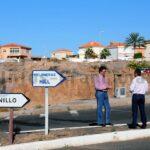 Baugenehmigung für 173 private Häuser im Bereich El Hornillo erteilt, 10 Jahre wartete man darauf