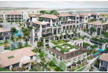 Baugenehmigung für 2 neue Seaside Hotels laut einem Techniker