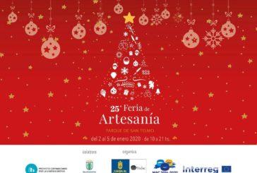 Weihnachtsmarkt Las Palmas - Feria de Artesanía