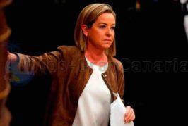 Ana Oramas wird mit 1.000 € sanktioniert weil Sie gegen Pedro Sanchez gestimmt hatte, obwohl die CC es anders wollte