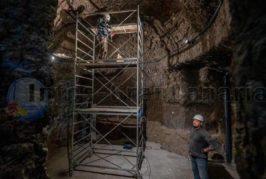 Replik von Risco Caído soll ab Februar zugänglich sein - Der Aufbau hat begonnen