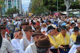 Día de Canarias auch 2021 ohne Romerías und Co.