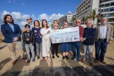Sandkrippe in Las Palmas wurde von 215.000 Menschen besucht die 24.000 € spendeten