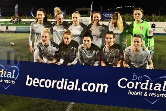Frauenfußball: Bayer 04 Leverkusen gewinnt Turnier auf Gran Canaria!