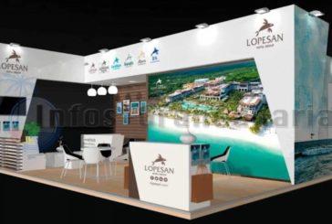 Lopesan bleibt sich treu und betreibt eigenen Stand auf der FITUR 2020