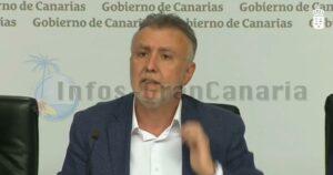 Angel Victor Torres - Presskonferenz