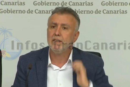 914 Millionen € in Phase A des Paktes Wiederaufbau der Kanaren