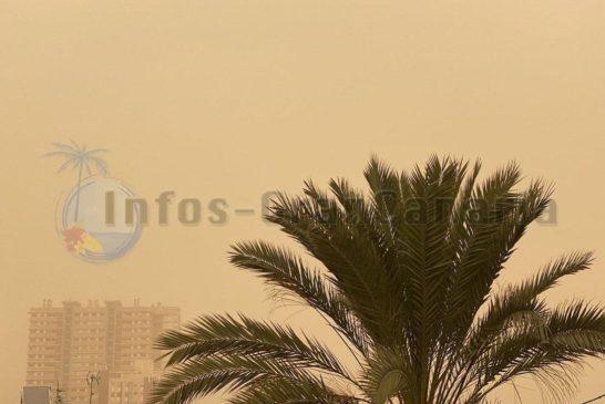Wetterlage verschlimmert sich: Flughafen Gran Canaria wieder voll gesperrt