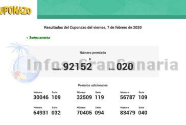 470.000 € an Geldgewinnen über ONCE auf Gran Canaria ausgeschüttet