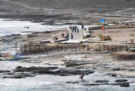 Strand El Confital in Las Palmas seit mehr als 1.000 Tagen gesperrt