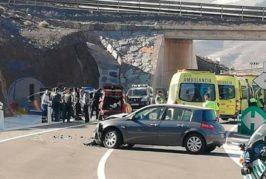 Verfolgungsjagd von Maspalomas nach La Aldea endet mit 7 Verletzten