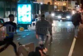 Erneut Zwischenfall mit jungen Canarios in Playa del Inglés