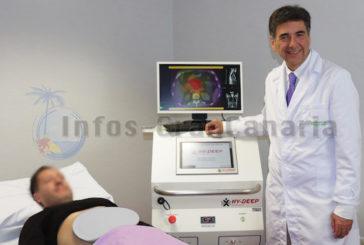 Onkologische Hyperthermie Krebstherapie erstmals auf den Kanaren - Uniklinik San Roque in Las Palmas