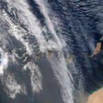 Calima hält an, aktuelles Bild der NASA – Temperaturen steigen