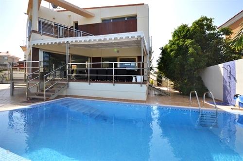 Moderne Designer Luxus Villa  in Meloneras    CH-665