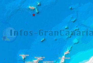 Seebeben vor Madeira der Stärke 5,5 war auf den Kanaren spürbar