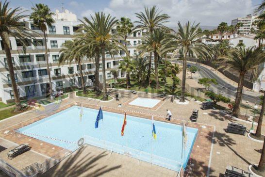 Leere Hotels 2