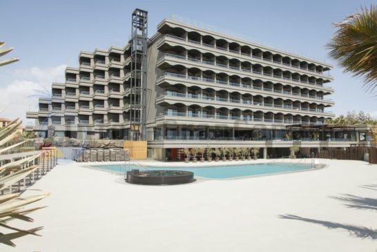 Leere Hotels