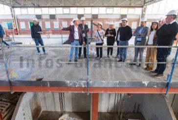 Markthalle in Telde soll nun mit Verzögerung weiter Saniert werden