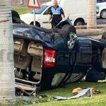 3 Verletzte bei Unfall in Maspalomas
