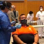 Expomeloneras wird zentrale Teststelle für COVID-19 im Süden von Gran Canaria