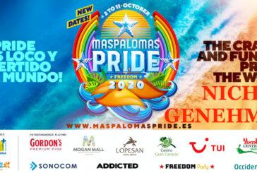 Gaypride Maspalomas 2020 Termin im Oktober ist NICHT offiziell, es fehlt die Genehmigung!